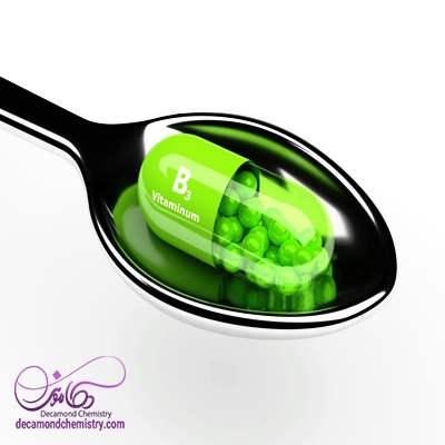 فروش عمده ویتامین B3 - دکاموند شیمی