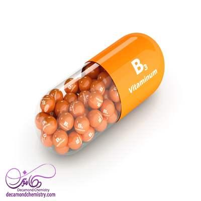 فروش ویتامین B3 - دکاموند شیمی