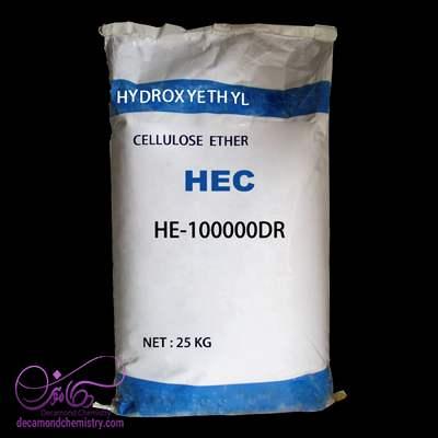 قیمت هیدروکسی اتیل سلولز -دکاموند شیمی