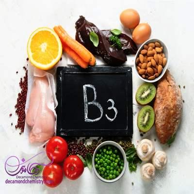 وارد کننده ویتامین B3 - دکاموند شیمی