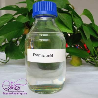 کاربرد اسید فرمیک - دکاموند شیمی