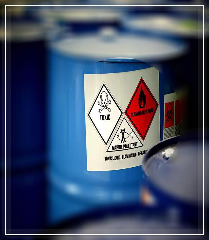 وارد کننده و تامین کننده مواد شیمیایی
